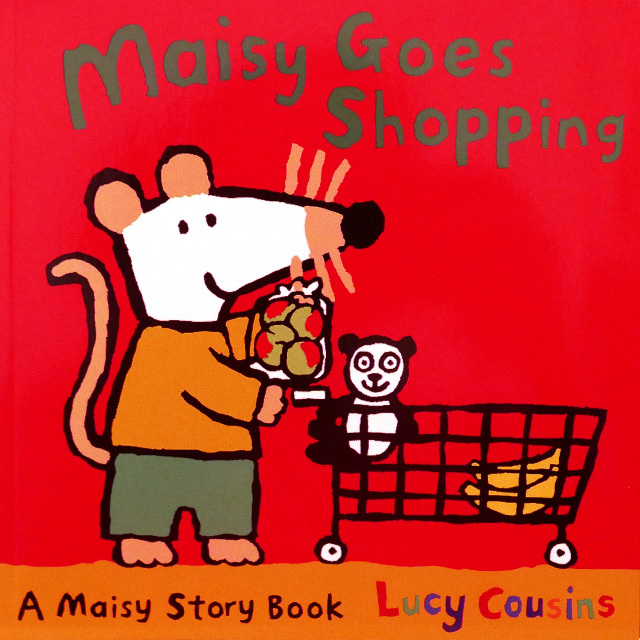 Maisy goes shoping