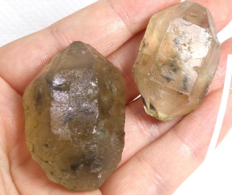 レア★ハンクス石 ハンクサイト2セット Hanksite 岩塩 66,9g HS014