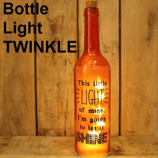 Bottle Light Twinkle