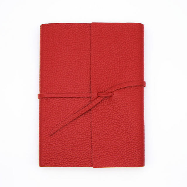 Pinetti Journal With String Ivory Paper / Luxor(ジャーナルウィズストリングアイボリーペーパー/ルクソール)L916-145