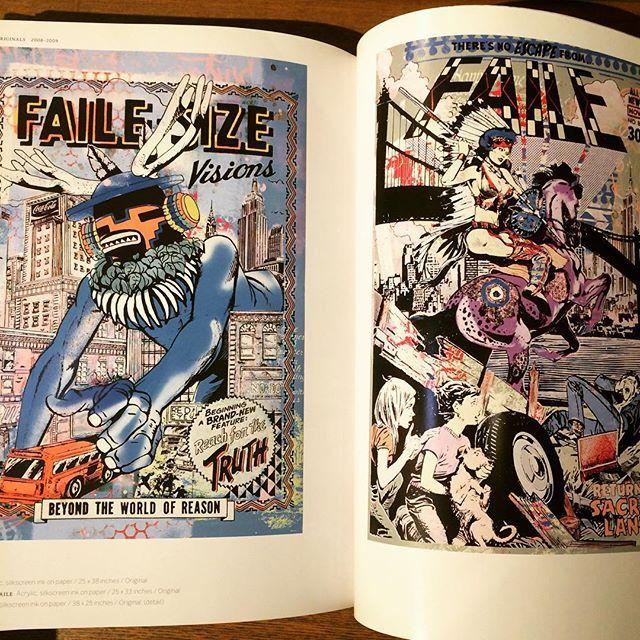 作品集「Faile: Prints and Originals 1999-2009」 - 画像3