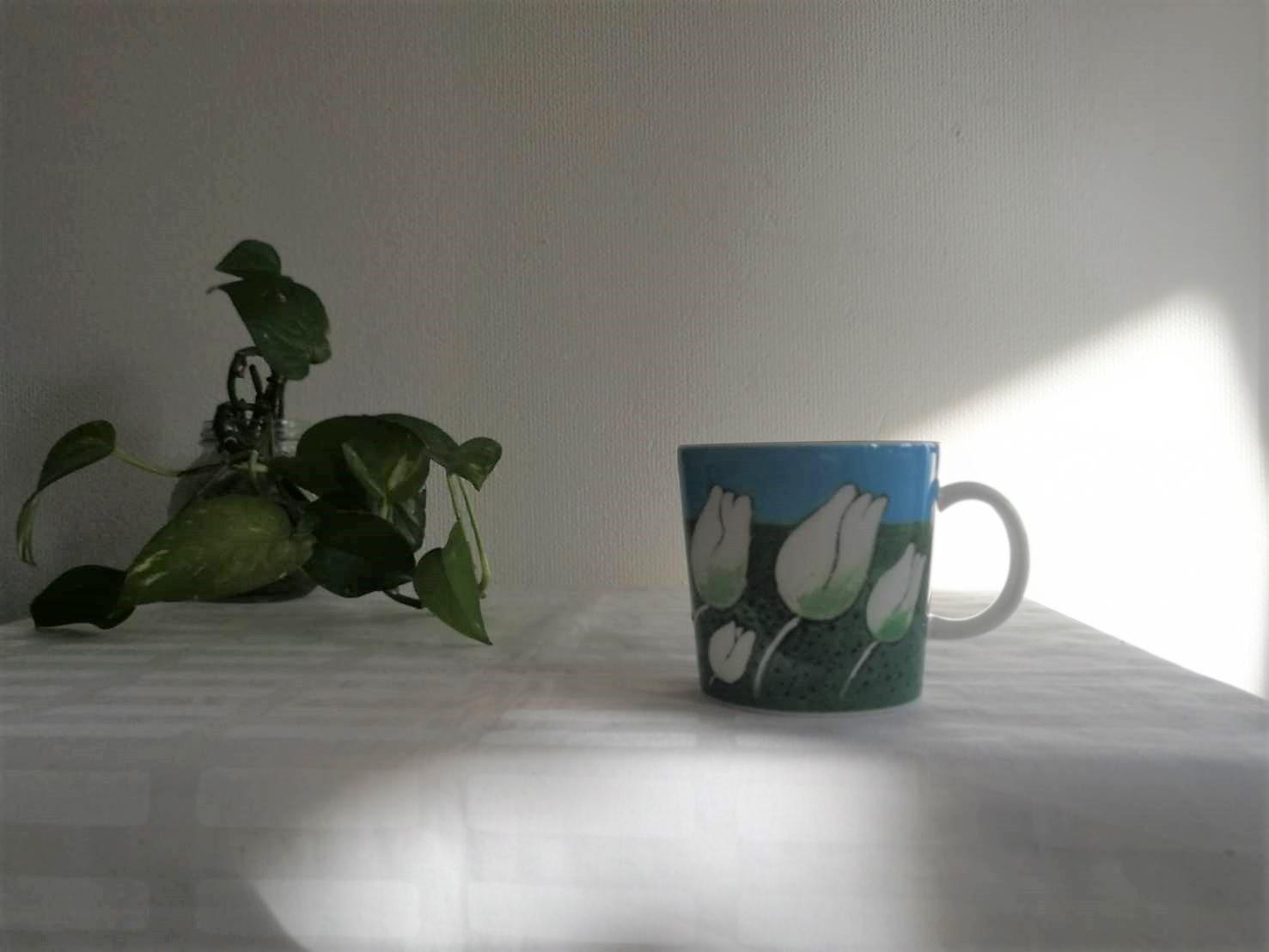 [廃盤] マグカップ / アラビア / チューリップ/ヘルヤ