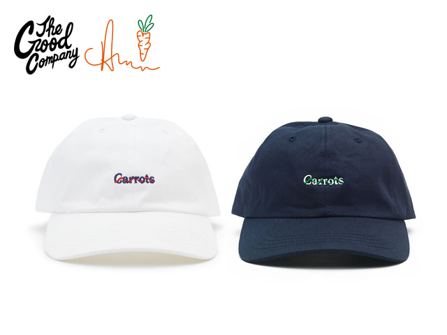 Carrots x The Good Company Carrots Wave hat