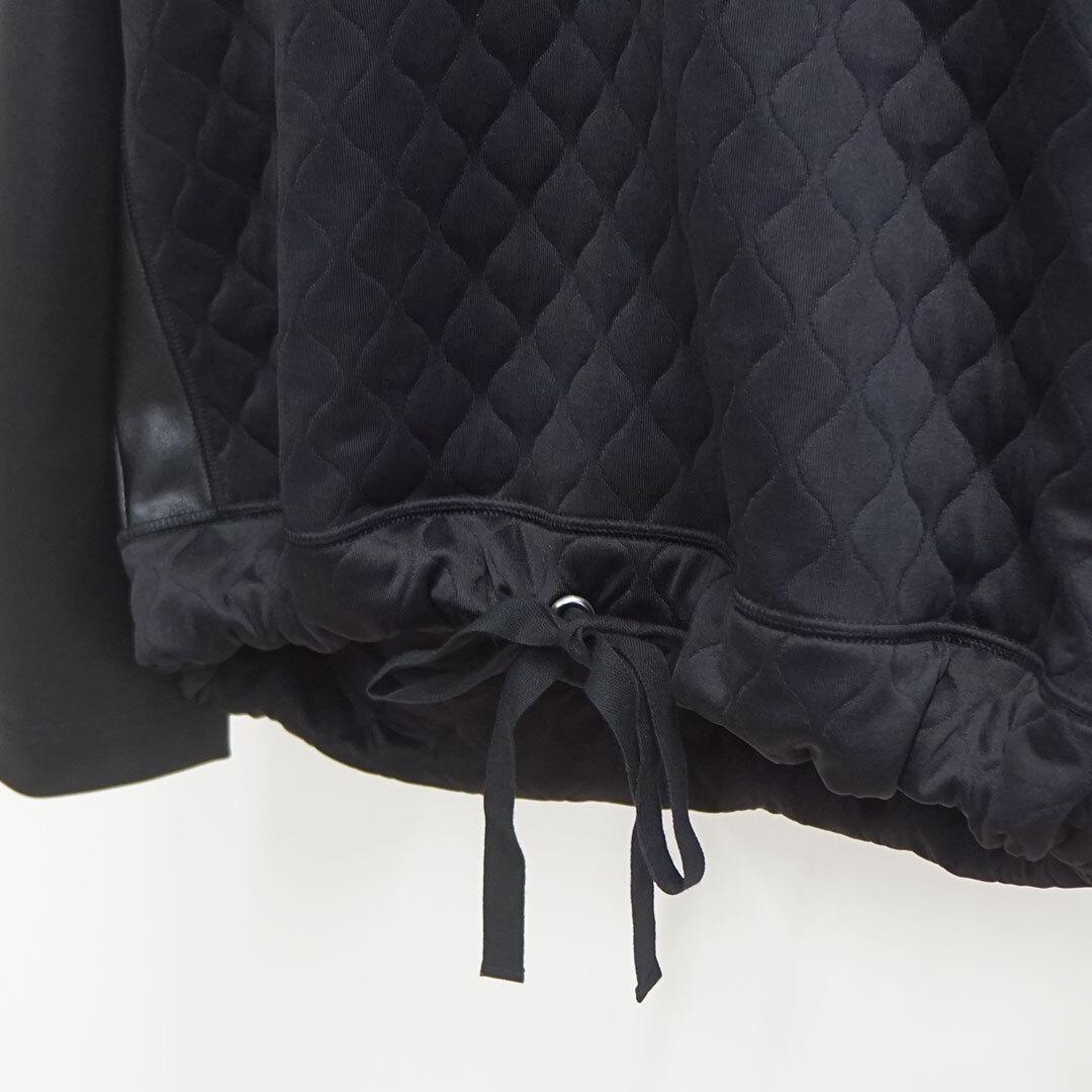RaPPELER ラプレ キルト異素材袖プルオーバー (品番rk202-08206)