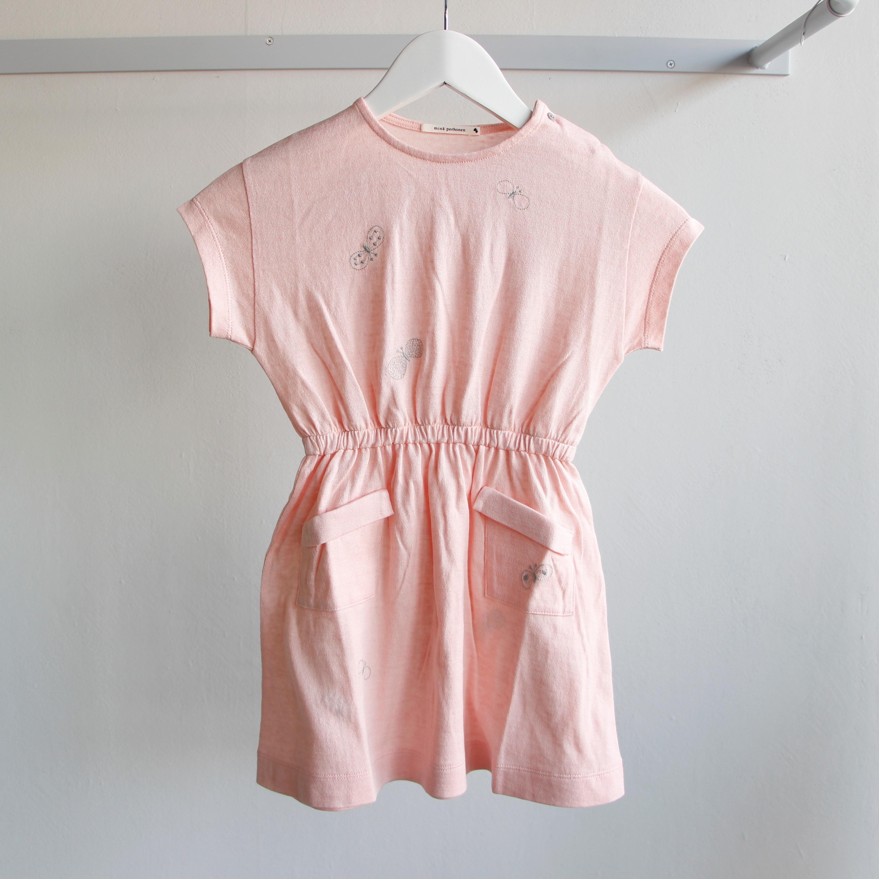 《mina perhonen 2018SS》choucho ワンピース / pink