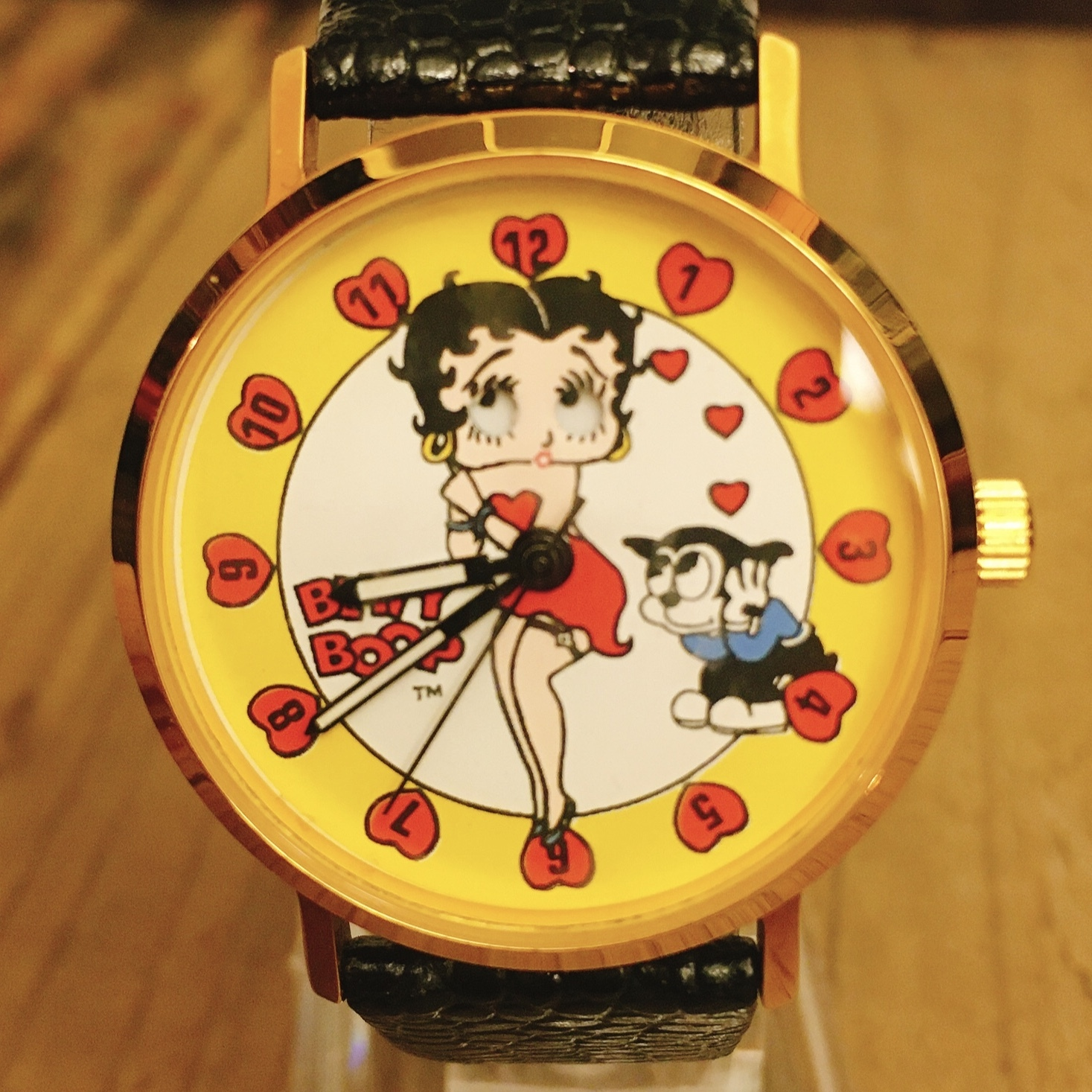 Betty Boop ウォッチ Valdawn
