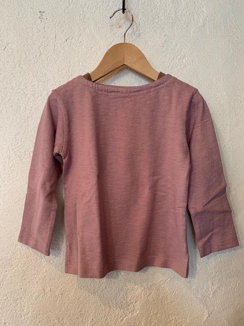 Granny Branket:ボートネックTシャツ  90-140㎝