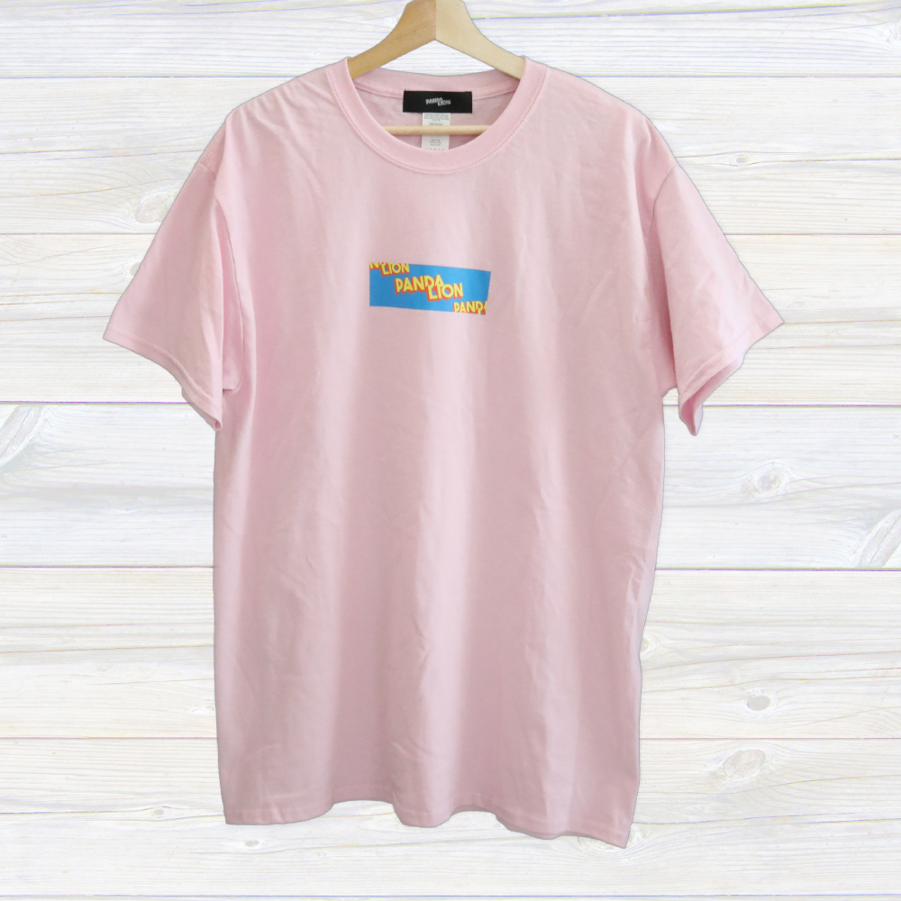 GOOD  LOCAL TEE (light pink)