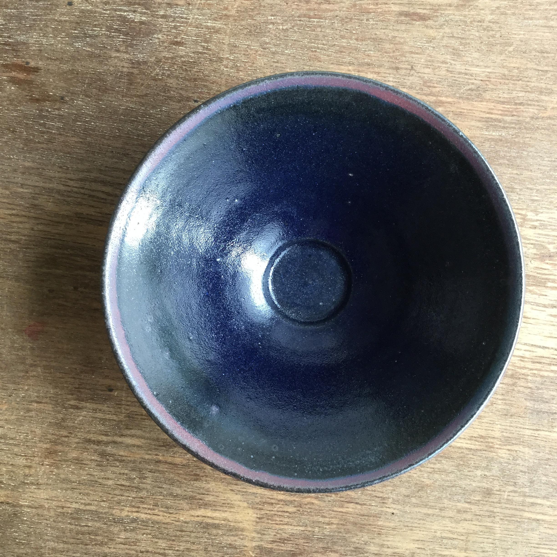 【菊地亨】 碗(赤土) 400 φ16.5㎝×h6.7㎝ 20 - 画像2