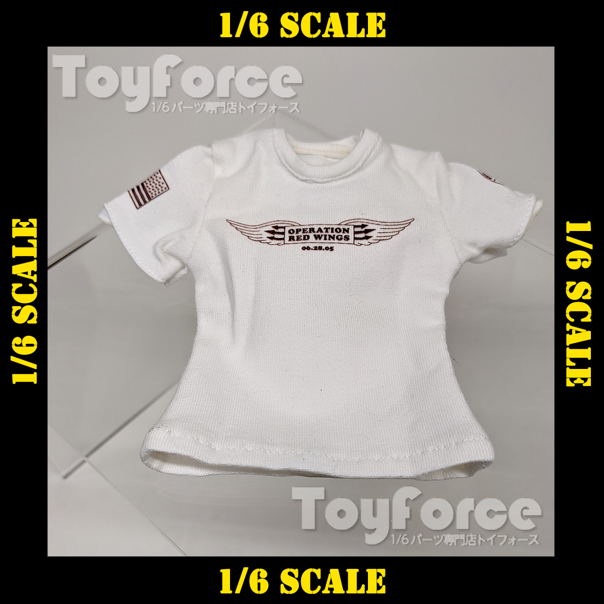 【06091】 1/6 DamToysシャツ