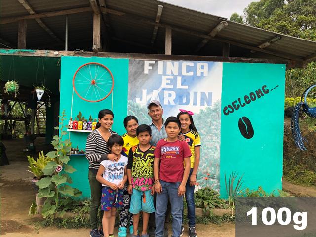 コロンビア   ウィラ オリヘン農協 ウォッシュド   コーヒー豆100g