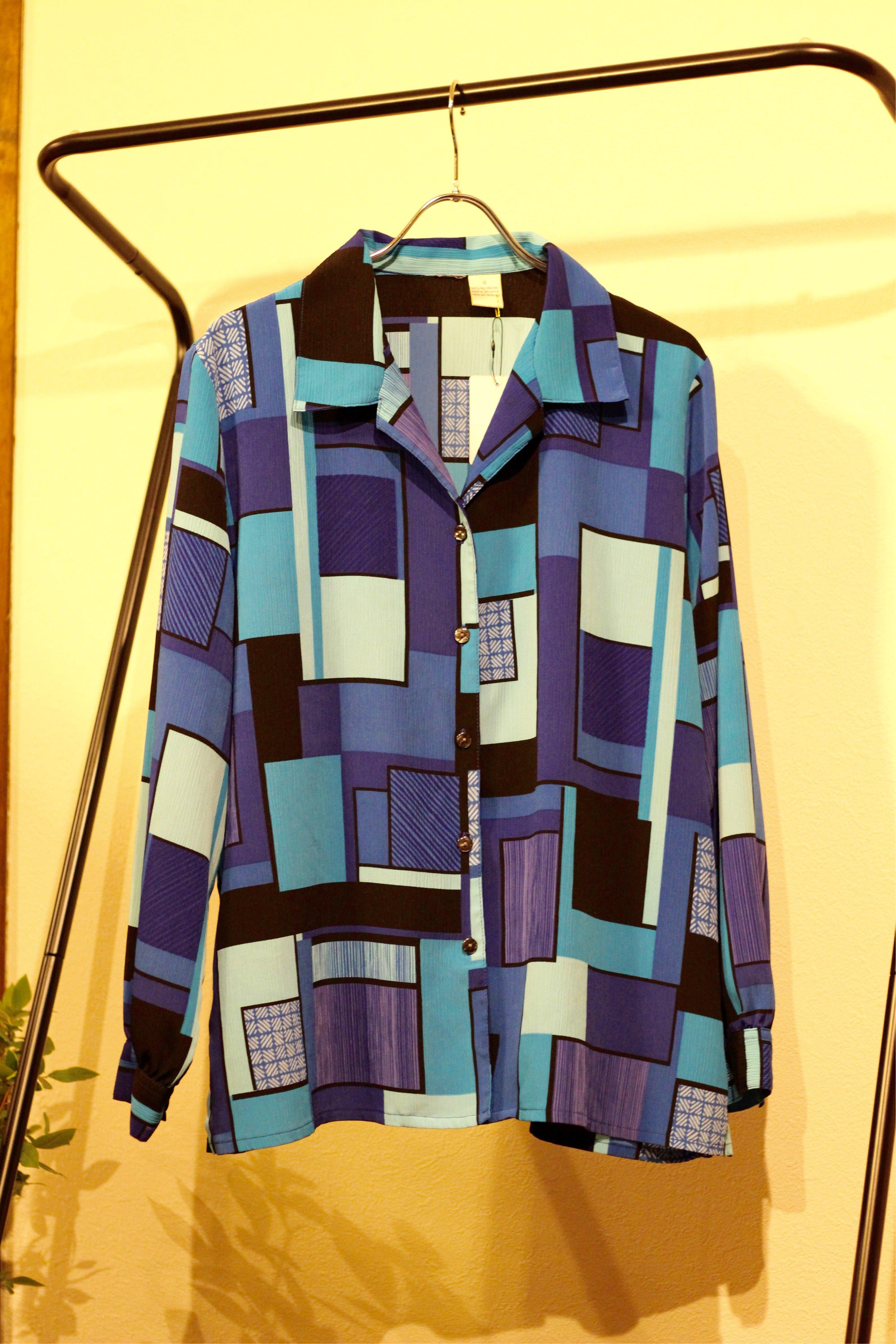 幾何学shirt