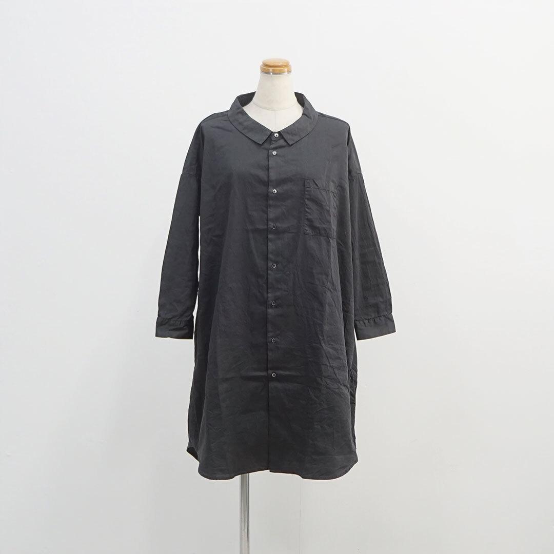 ORDINARY FITS オーディナリーフィッツ LONG BAEBER SHIRTS ロングバーバーシャツ (品番of-s025)