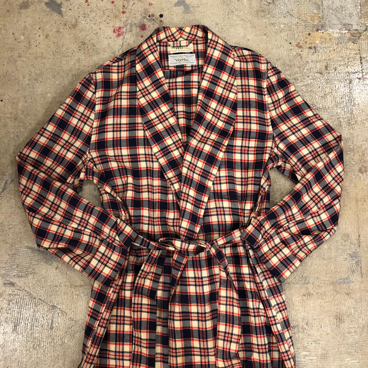 Viyella Plaid Gown ¥8,200+tax