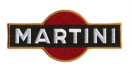 マルティーニ・ロゴ・ワッペン