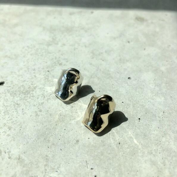 【LEF-08SV】Melting Ear cuff