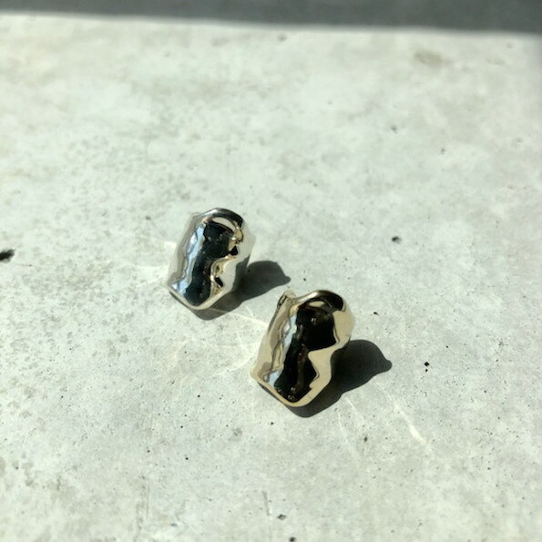 【LEF-08SV】Melting Ear cuff <再入荷>