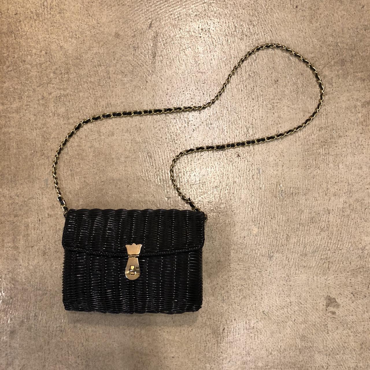 Basket Type Shoulder Bag ¥5,400+tax