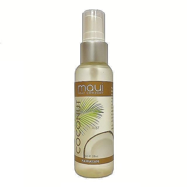 Maui Soap Company Bodymist Coconut