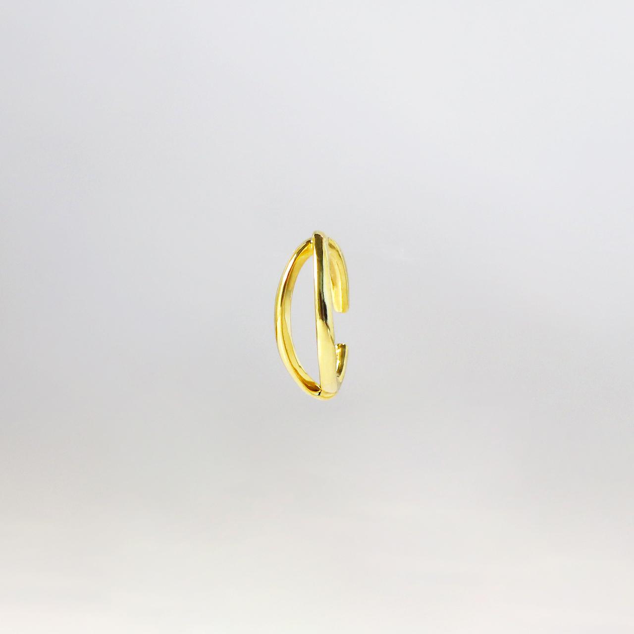 Ear Cuff (Yellow Gold)