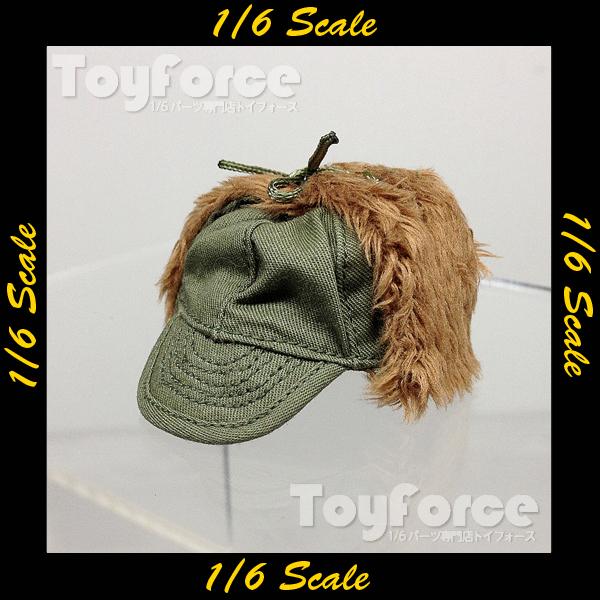 【02747】 1/6 Soldier Story US M1951 帽子