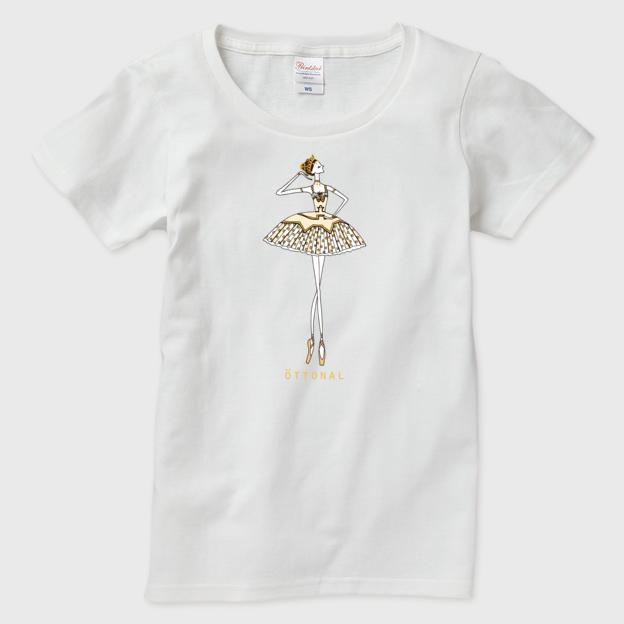 ライモンダTシャツ(レディース) - 画像2