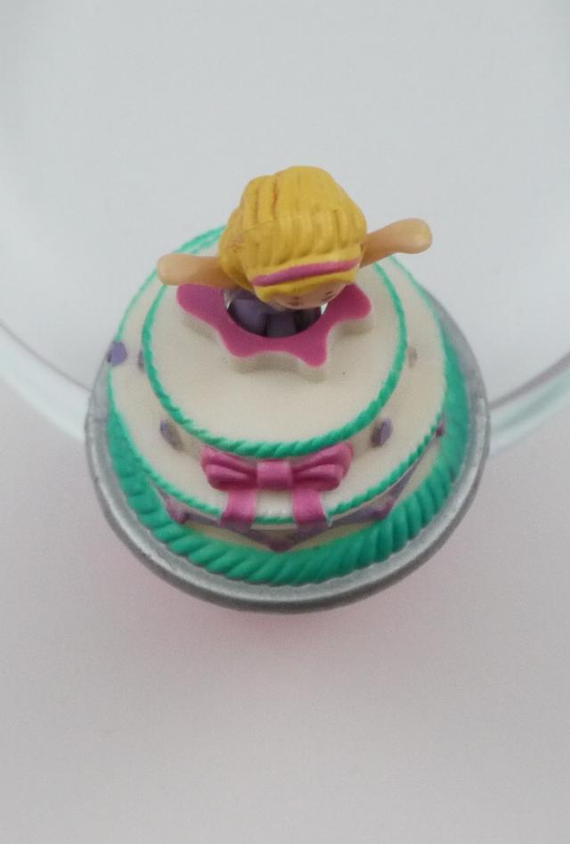 ケーキサプライズ リング 1993年