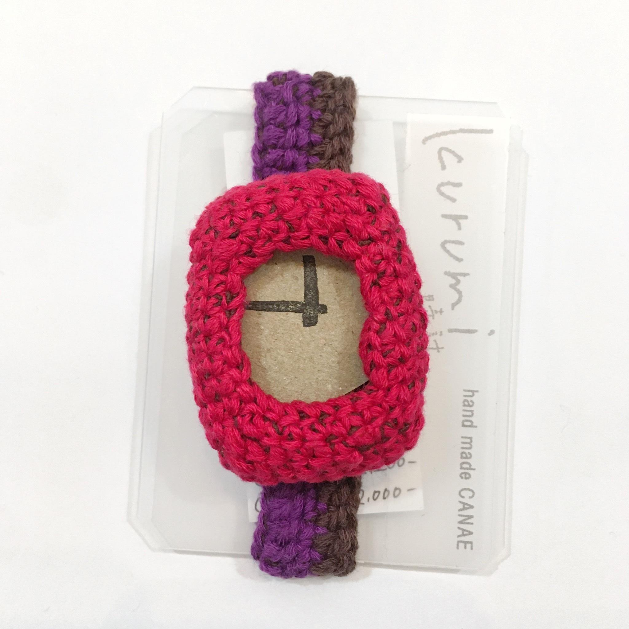 【handmadeCANAE】kurumi時計 替えベルト(大) Mサイズ