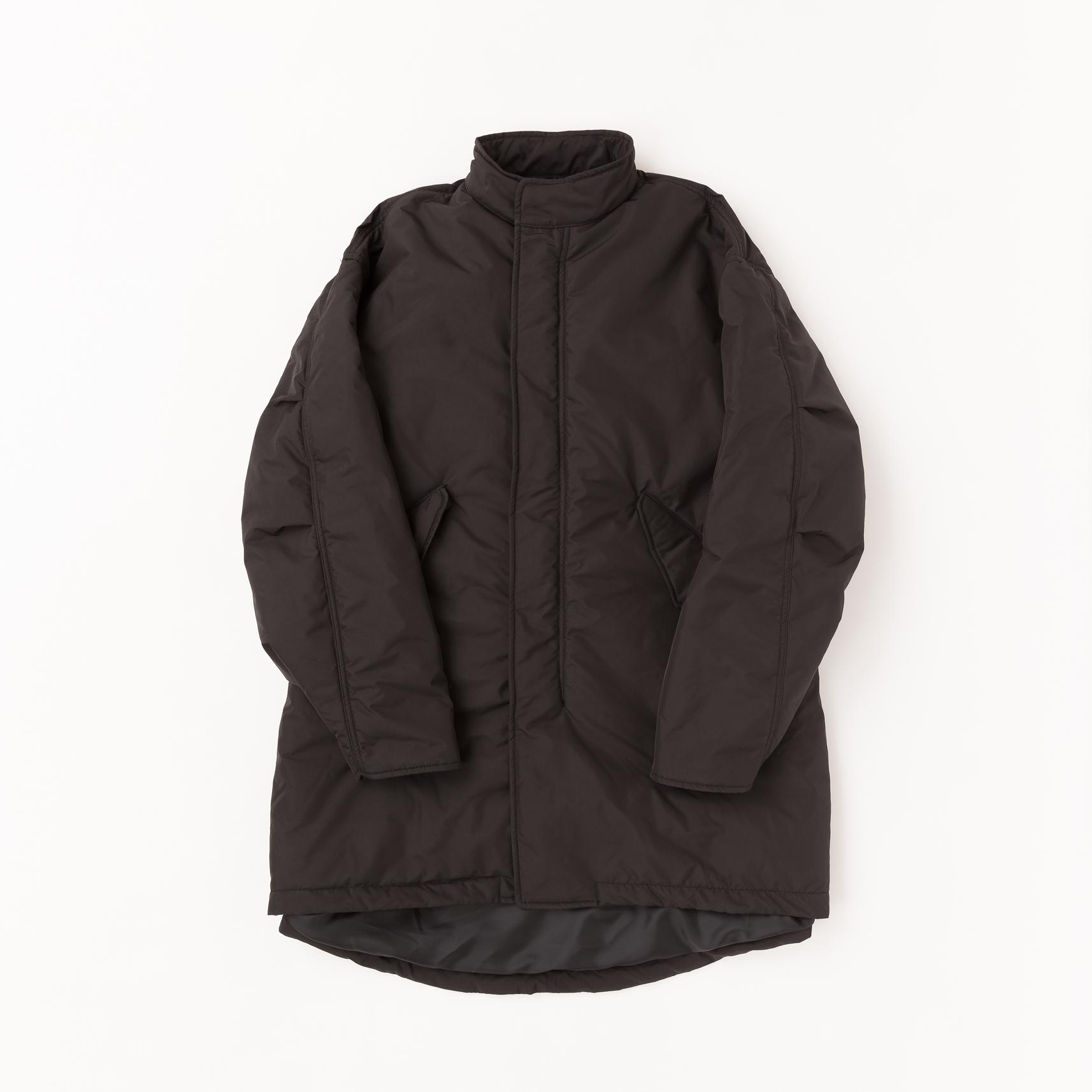 【VICTIM】BIG M-65 COAT(BLACK)