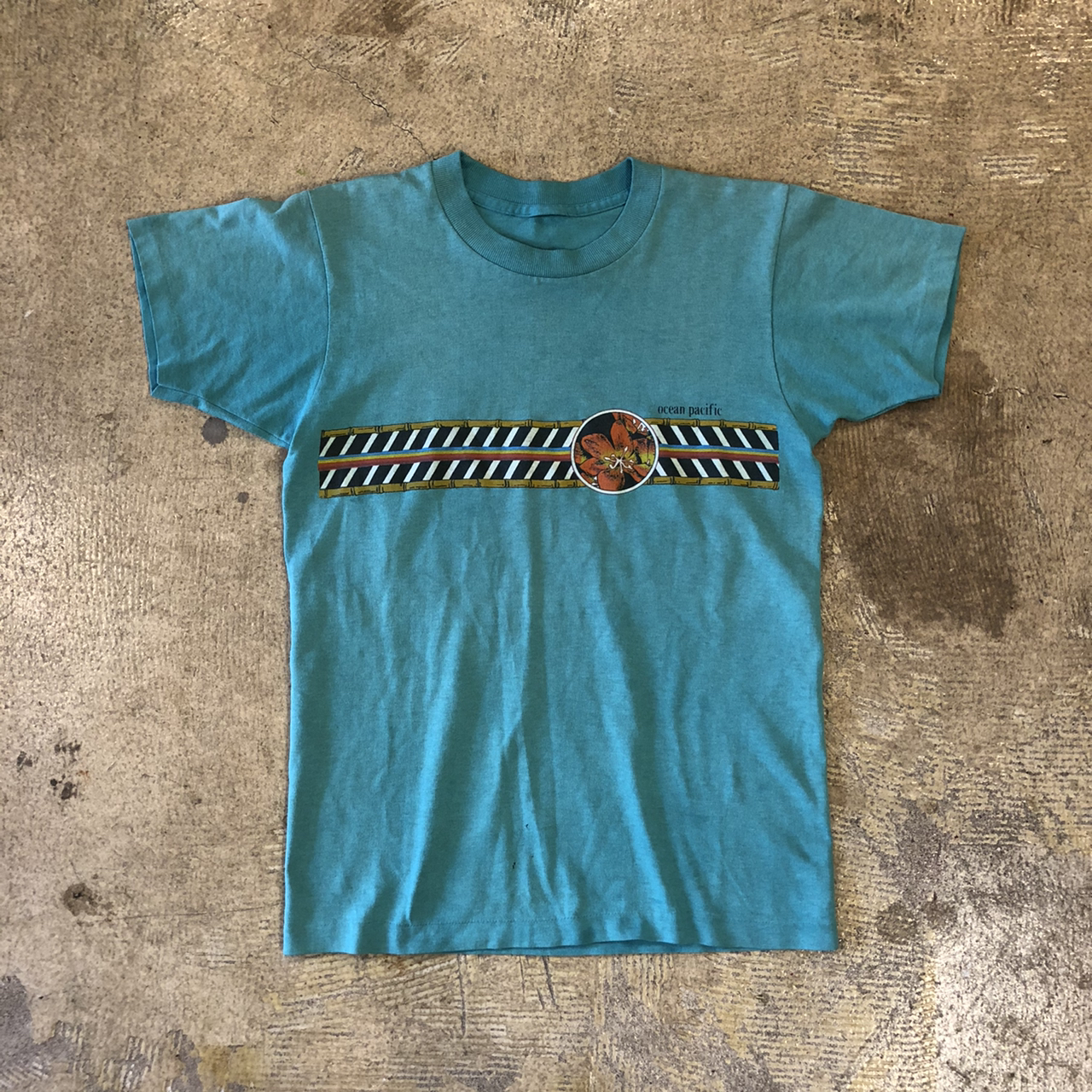 Ocean Pacific Beach Tee ¥5,600+tax