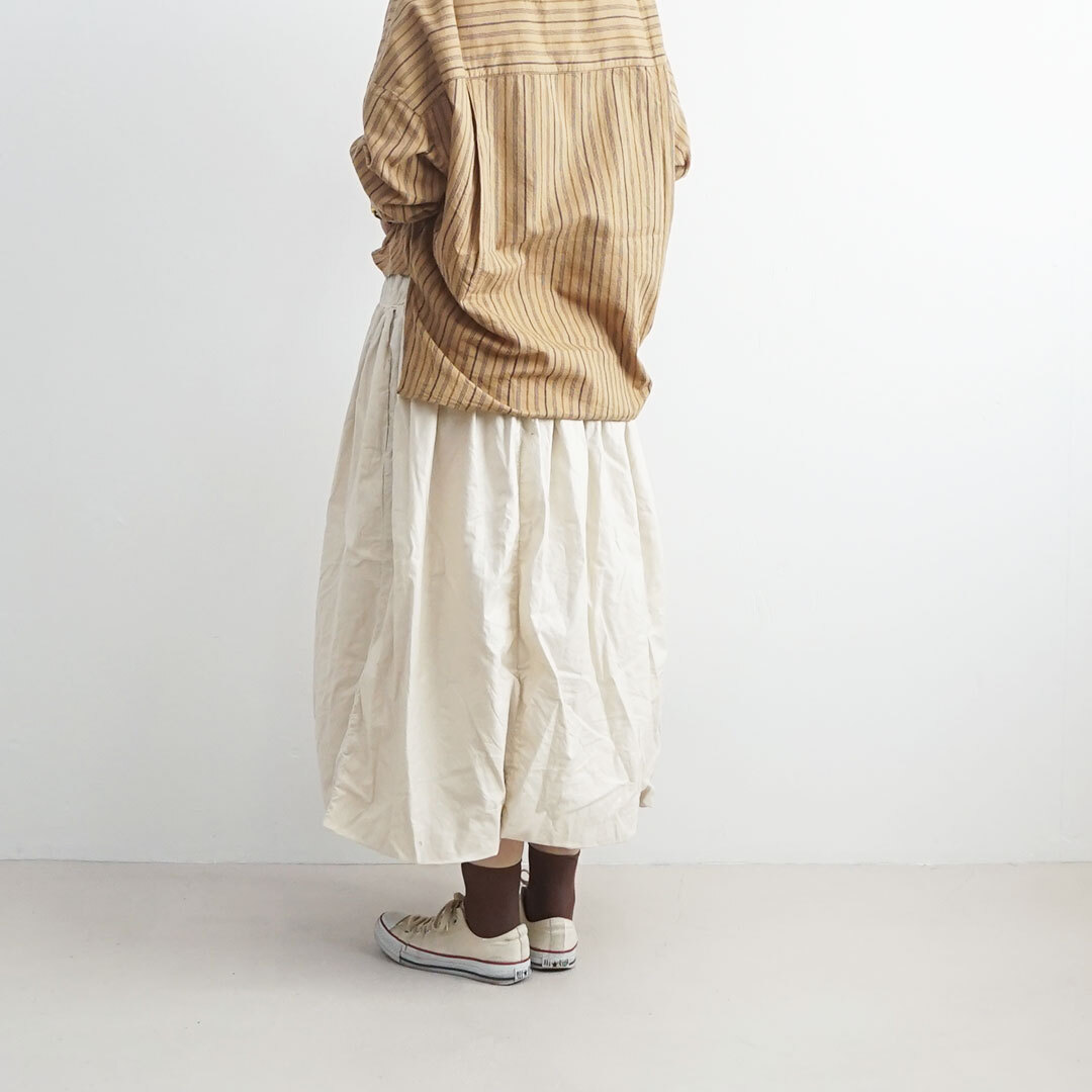 ORDINARY FITS オーディナリーフィッツ BALL SKIRT ボールスカート 【返品交換不可】 (品番of-k013)
