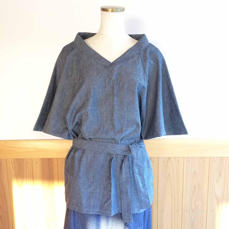 short sleeve kappou NV