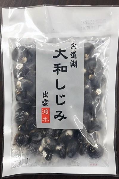 宍道湖 大和しじみ(180g) - 画像1