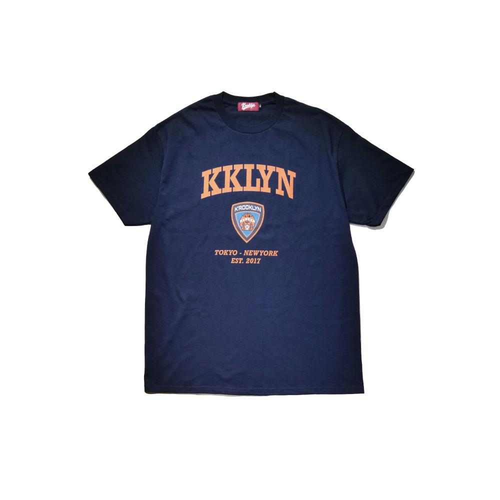 KKLYN Tee -Navy