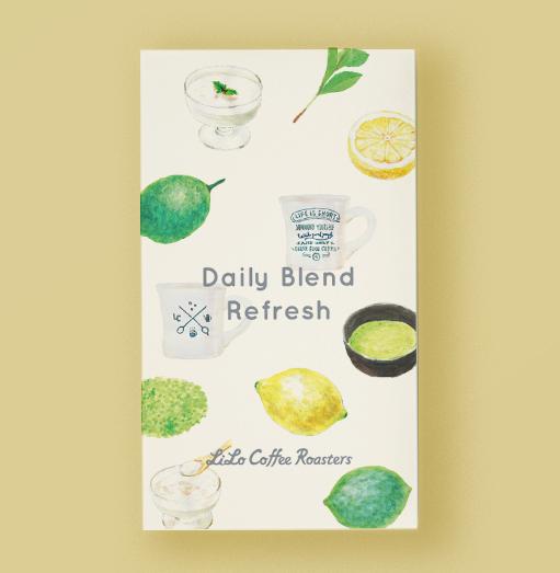 500g リフレッシュデイリーブレンド Refresh daily blend