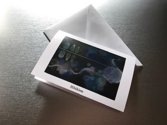 グリーティングカード(封筒付き)