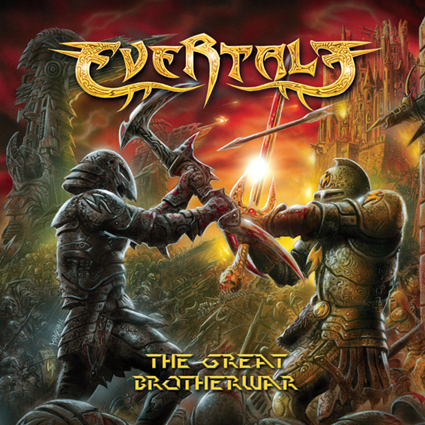 "EVERTALE ""The Great Brotherwar"""