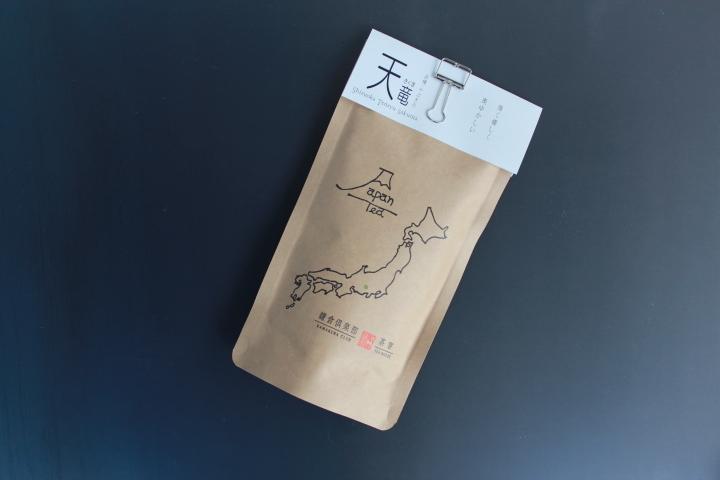 天竜 さくま手摘み茶~てんりゅうさくまてづみちゃ~(品種:やぶきた) 80g