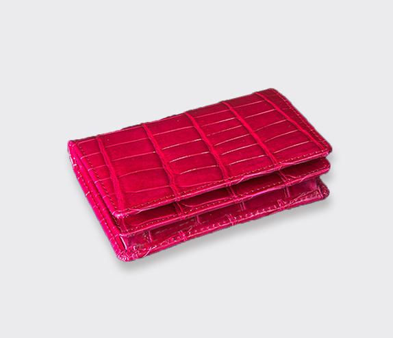 【Felillo】フェリーロ/CARD HOLDER【Pink】
