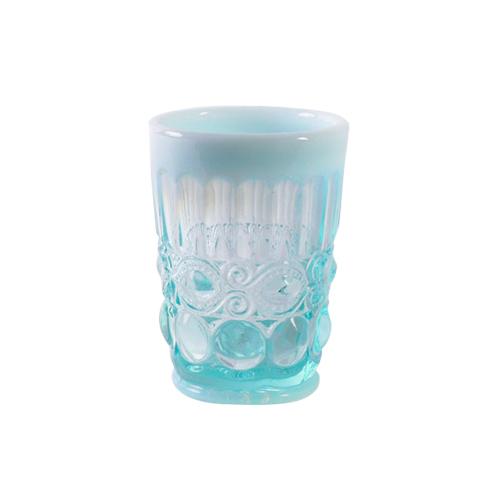 EYE WINKER TUMBLER ブルー / モッサーグラス