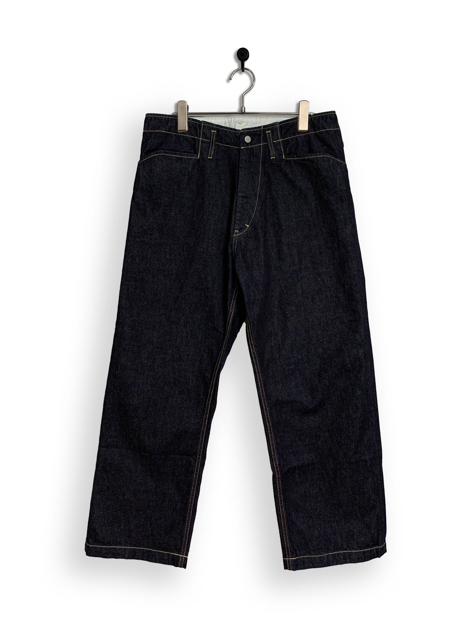 12.5oz Denim Frisco Pants / one wash