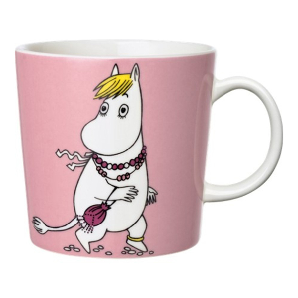 ARABIA Moomin マグカップ300ml スノーク