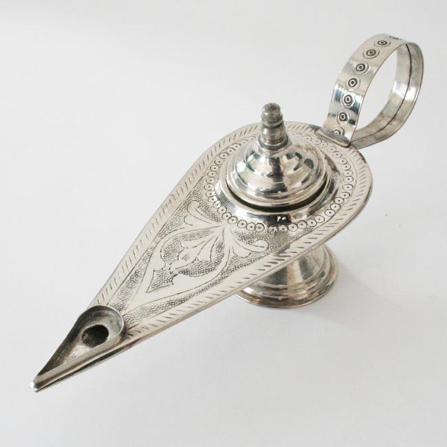 アラジンランプ -M /68/silver/  MOROCCO モロッコ