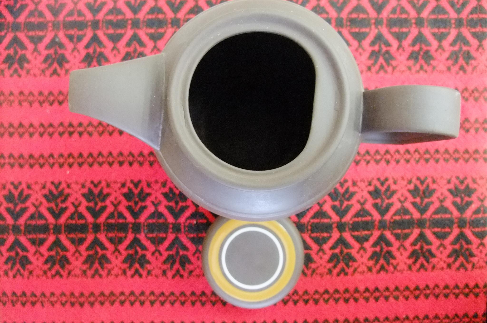 イギリス★ホーンジー★コントールのコーヒーポット