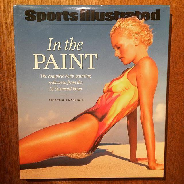 ボディペインティング写真集「Sports Illustrated: In the Paint」 - 画像1