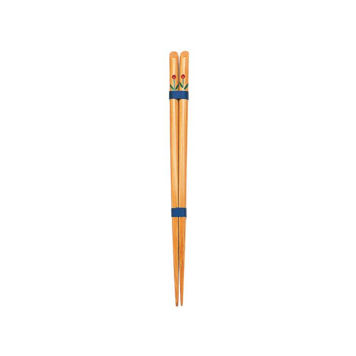 花柄箸(小) 【45-083】