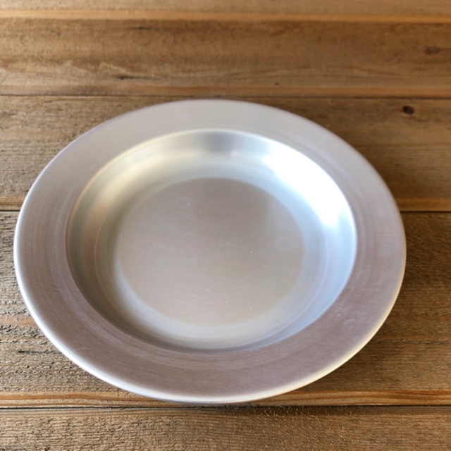 アルマイト カレー皿21cm ー松野屋ー