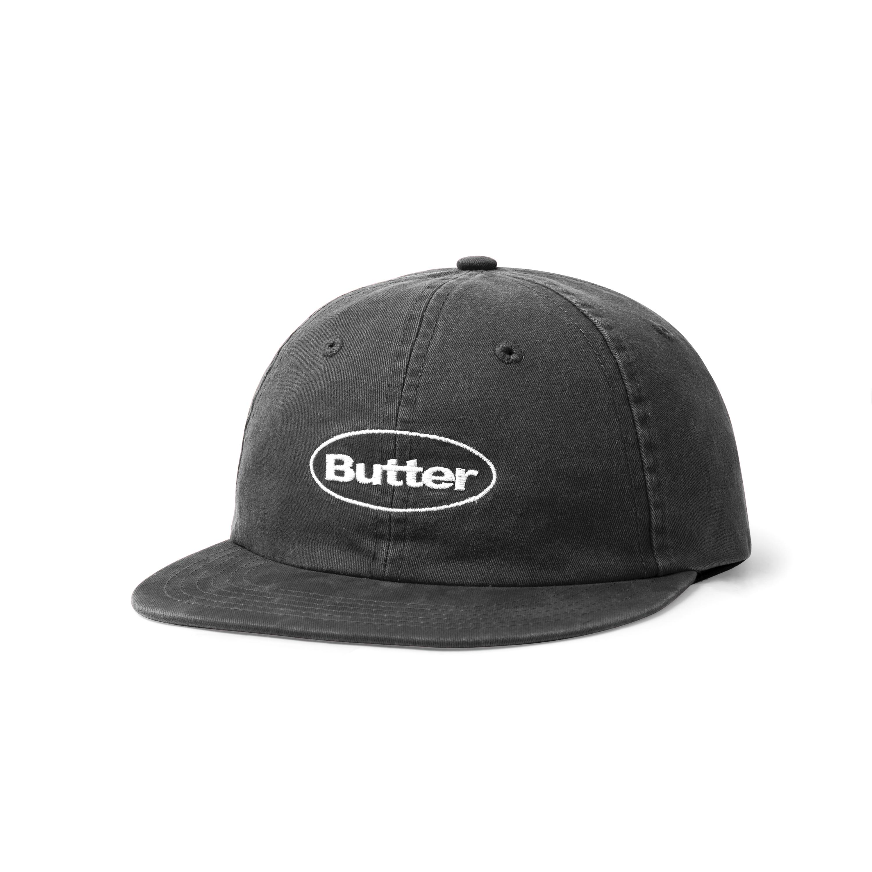 BUTTER GOODS 【Washed Badge Logo Hat  】