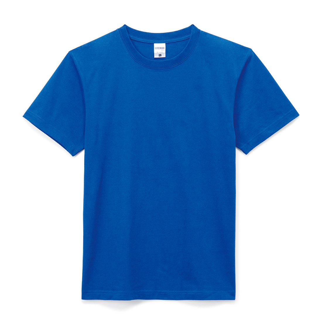 Tシャツ ブルー