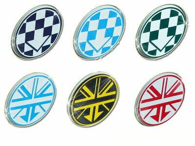BMW MINI F56 トーイングフックカバー ユニオンジャック
